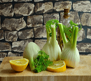 Fennel And Lemon